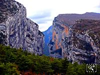 Grand Canyon du Verdon, Alpes Maritimes, France